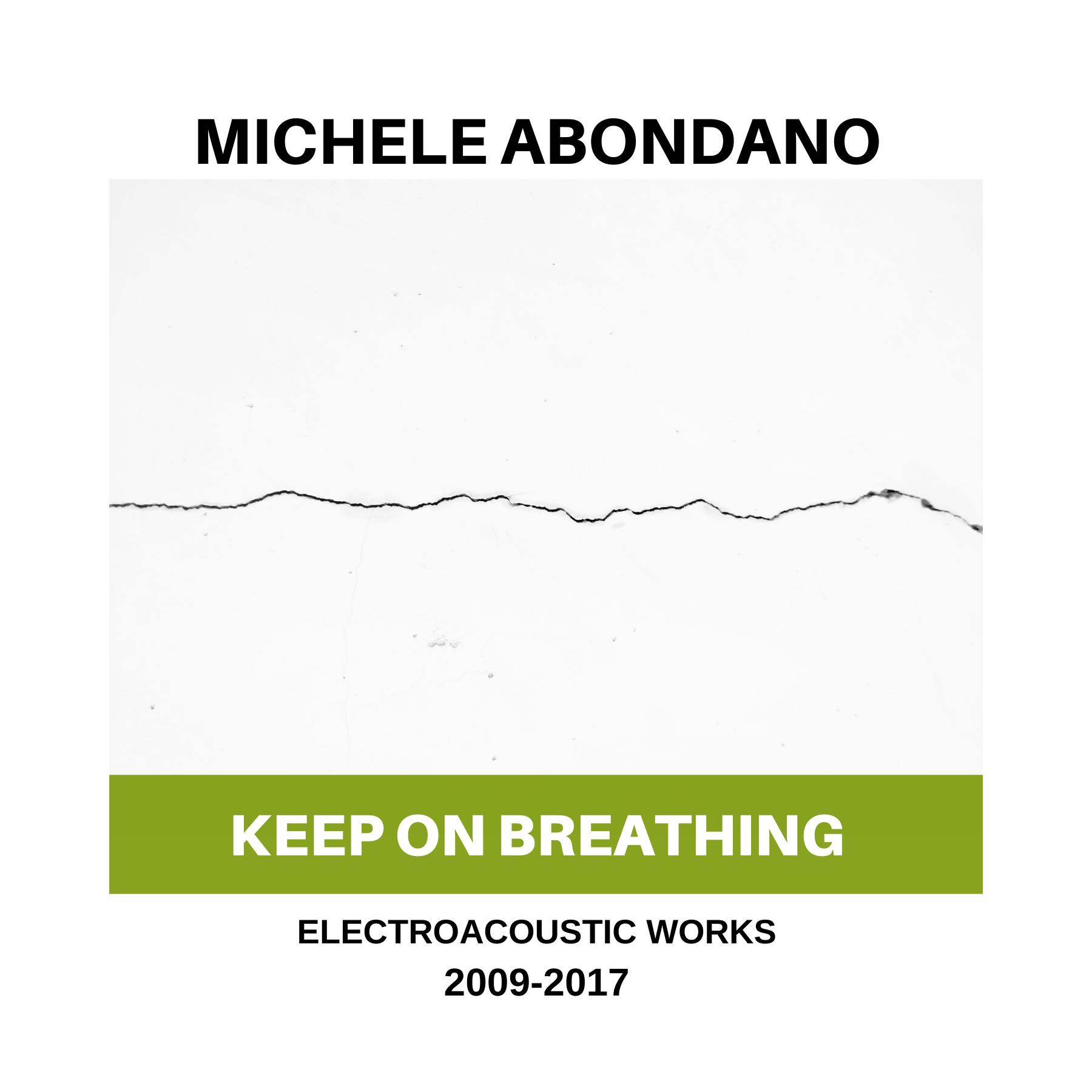 MICHELE ABONDANO_KEEP ON BREATHING